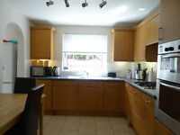 Unfurnished, Lovely, Bright, Spacious Family Home to Rent in Quiet Residential Area
