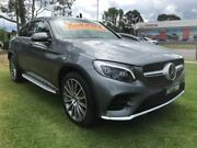 2017 Mercedes-Benz GLC250 C253 808MY d Coupe 9G-Tronic 4MATIC Grey 9 Speed Sports Automatic Wagon Ferntree Gully Knox Area Preview