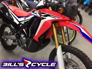 2017 HONDA .. Sale Pending.. CRF 250 RLH   Dual Sport Rally Red