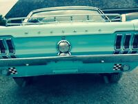 CLEAN CLEAN 1967 Mustang coupe! sunroof, cruise control,