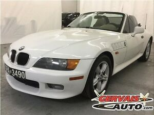 BMW Z3 Convertible * TOIT NEUF * 170hp Cuir MAGS 1999