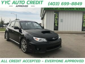 2012 Subaru Impreza WRX WRX STI *$99 DOWN EVERYONE APPROVED*