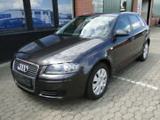 Audi A3 Sportback 1.9 TDI Attraction Navi Klima AHK