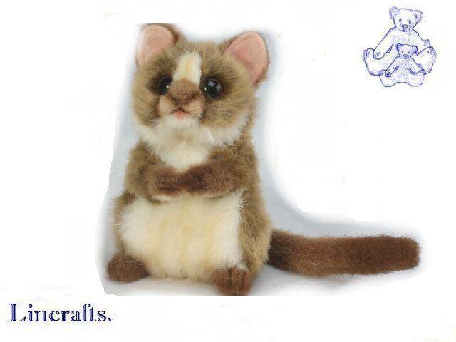 Baby Tarsier Plush Soft Toy by Hansa.4558 A Cute Little Critter