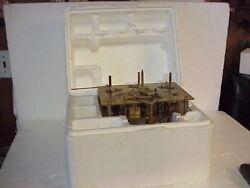 Vintage Baldwin 1161-853AS  94cm Grandfather Clock Movement parts repair H
