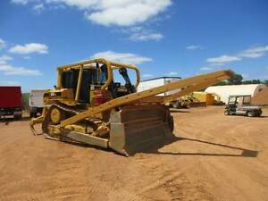 CAT D6R XL DOZER WITH SWEEP AND TREE PUSHER BAR Pickering Brook Kalamunda Area Preview