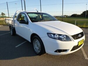 2009 FG UTILITY, RARE 6 SPEED MANUAL, SPACE CAB, EXCELLENT CONDITION Redhead Lake Macquarie Area Preview