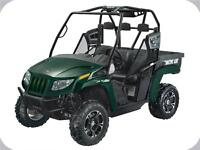 ARCTIC CAT PROWLER BLOWOUT! $11,999!! NO EXTRA FEE'S! 0% FINANCE