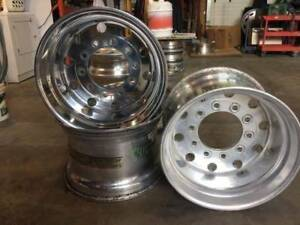 TOP $$ PAID FOR YOUR USED (SEMI CLASS 5-8) TRUCK WHEELS/RIMS