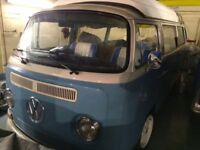 VW camper, 1970 Early bay Type 2, Dormobile tax free