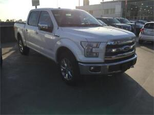 2017 Ford F-150 Lariat FX4 (ONLY 16,500 KMS) NO ACCIDENTS