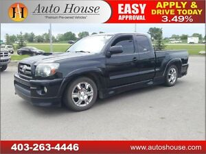 2009 TOYOTA TACOMA X-RUNNER TRD SUPERCHARGED $130/BW