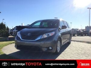 2015 Toyota Sienna TEXT 403.393.1123 for more info!