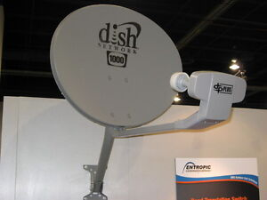 DISH 1000.2 FOR GETTING SATELLITES 110,119 AND 129 FULL HD