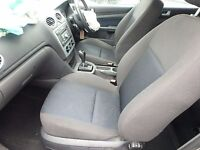 Ford Focus, 2004 - 2008, Front & Rear Seat set £50