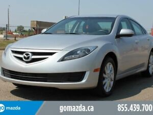 2013 Mazda Mazda6 GS ACCIDENT FREE LOCAL