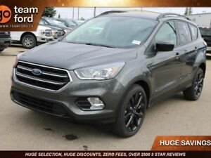 2018 Ford Escape SE, 200A, 1.5L ECOBOOST, FWD, SYNC, REAR CAMERA
