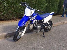 Yamaha TT50 GRTR