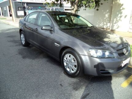 2008 Holden Commodore VE Omega Grey 4 Speed Automatic Sedan Somerton Park Holdfast Bay Preview
