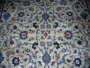 """12.3"""" x 8.4"""" Kashan carpet for sale"""