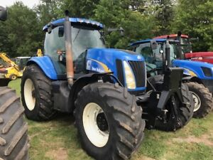 2004 New Holland TG285 4WD Tractor