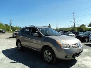 $119 BI WEEKLY OAC!  2010 NISSAN ROGUE ! AWD! WARRANTY INCLUDED