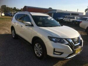 2018 Nissan X-Trail T32 Series II ST-L X-tronic 2WD Ivory Pearl 7 Speed Constant Variable Wagon South Grafton Clarence Valley Preview