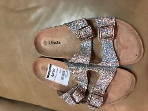 Brand new girls birkenstocks and boots size 3