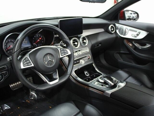 Image 18 Voiture American used Mercedes-Benz C-Class 2017