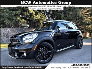 2015 MINI Cooper Countryman S AWD Technology Loaded Must See!