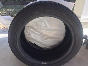 2 Gislaved Nord Frost 200 H225/45 R 17 94T. Used 1 winter.