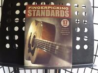 Four Excellent Guitar Fingerpicking Books [Superior Music Books]