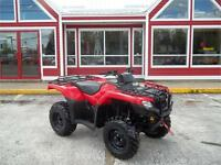 2015 HONDA FOURTRAX WITH POWER STEERING Moncton New Brunswick Preview