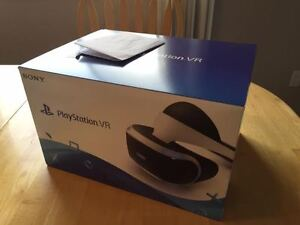 Playstation VR Goggles