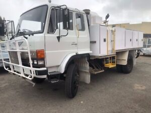 Truck Fire Truck Hino FT16 4x4 SN803 Malaga Swan Area Preview