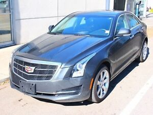 2016 Cadillac ATS LUXURY AWD LOW KM FINANCE AVAILABLE