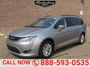2017 Chrysler Pacifica TOURING-L          Heated/Cooled Nappa Le