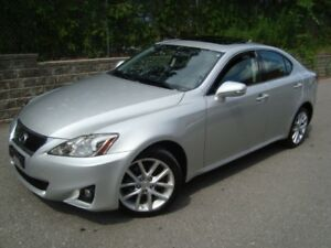2011 Lexus is250 technology package