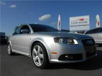 2006 Audi S4 / 6-SPD/ ONLY 136K!/ BEST DEAL ON THIS CAR!!!