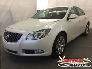 Buick Regal CXL-T Turbo Cuir Toit Ouvrant MAGS 2013