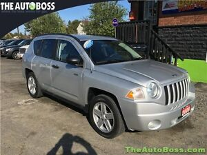2009 Jeep Compass North CERTIFIED! LOW KM'S! WARRANTY!