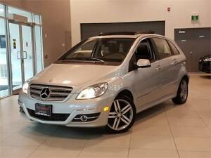 2011 Mercedes-Benz B-Class B200 TURBO-AUTO-PANO ROOF-ONLY 48KM