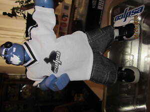 Citizen  Urban Icon Figure 1- ESDJCO  DJ XTRA   Blue . Rare.
