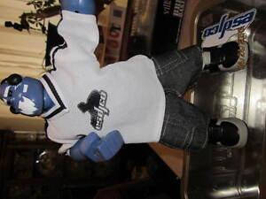Citizen  Urban Icon Figure 1- ESDJCO  DJ XTRA   Blue . Rare. Regina Regina Area image 1