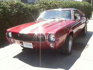 1969 AMX (will consider motorcycle as partial payment)