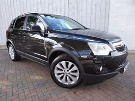 Vauxhall Antara 2.2 Exclusiv CDTI 4×4 ....Diesel....4 Wheel Drive....1 Owner From New Only!