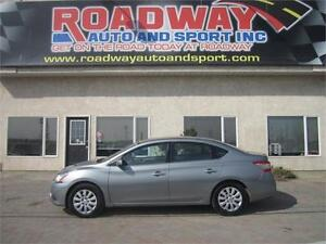 2014 Nissan Sentra S  PST Paid