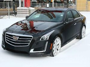 2015 Cadillac CTS PREMIUM AWD LOADED LOW KM FINANCE AVAILABLE