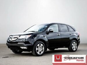 2009 Acura MDX SH-AWD Leather, Sunroof, 7 Passenger