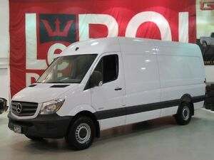 "Mercedes-Benz Sprinter Cargo Vans 2500 V6 170"" HIGH ROOF W/SLEEP"